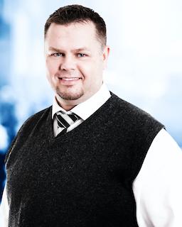 Advokat Stian Trones Bråstein
